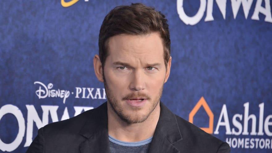 Chris Pratt will voice Mario in 'Super Mario Bros.' film