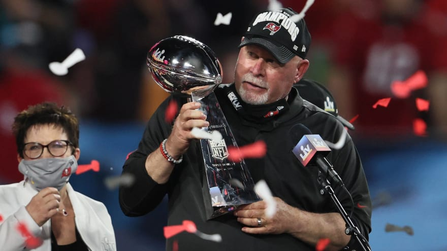 Bruce Arians' wife, kids wanted him to opt out of 2020 season?