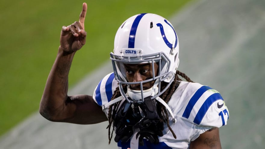 Colts re-sign T.Y. Hilton on a one-year, $10M deal