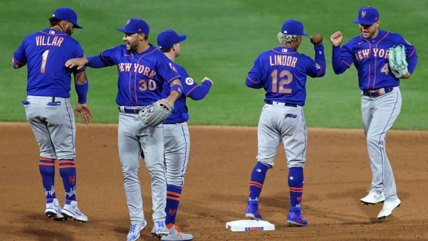 Mets now betting favorites to win NL East