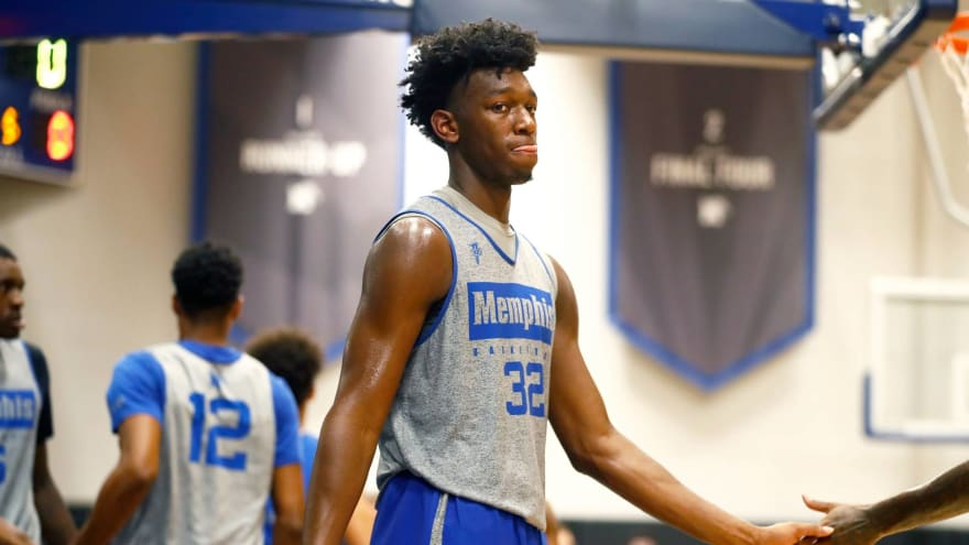 Prospect report: James Wiseman of Memphis