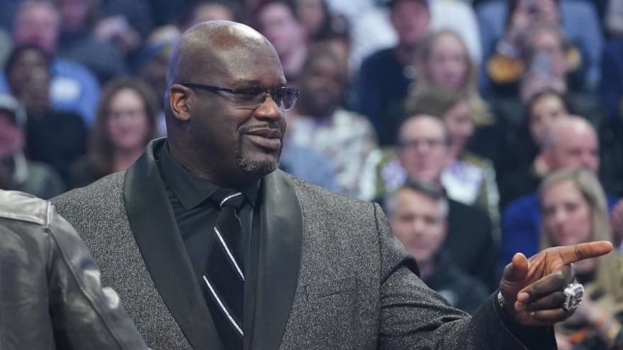 Shaq, Barkley get in heated argument during MVP debate