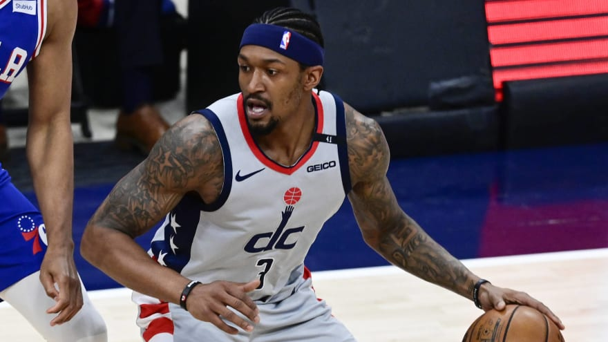 Bradley Beal reportedly considering trade before draft