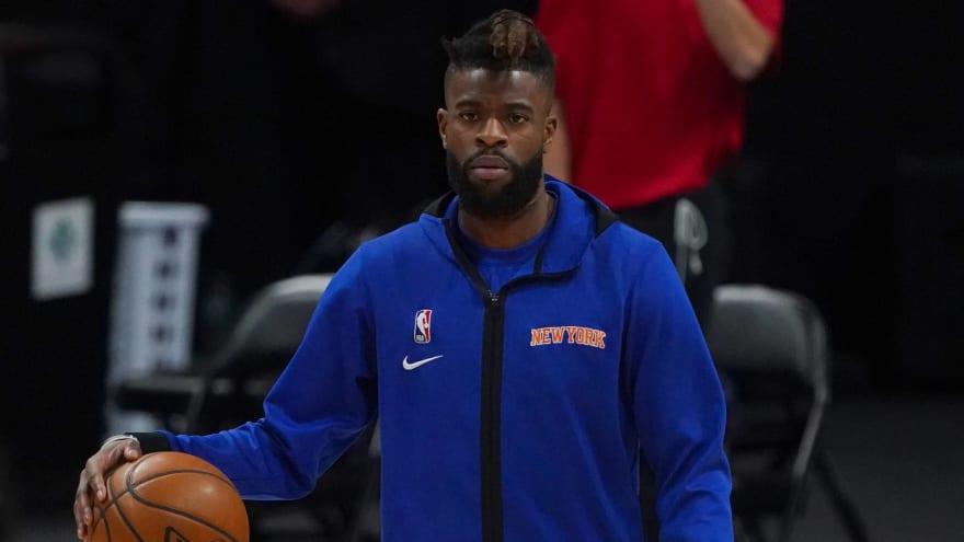 Celtics, Lakers among teams interested in Knicks' Bullock