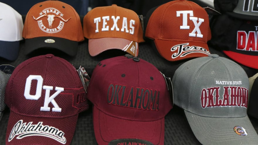 Report: Texas, Oklahoma could join SEC