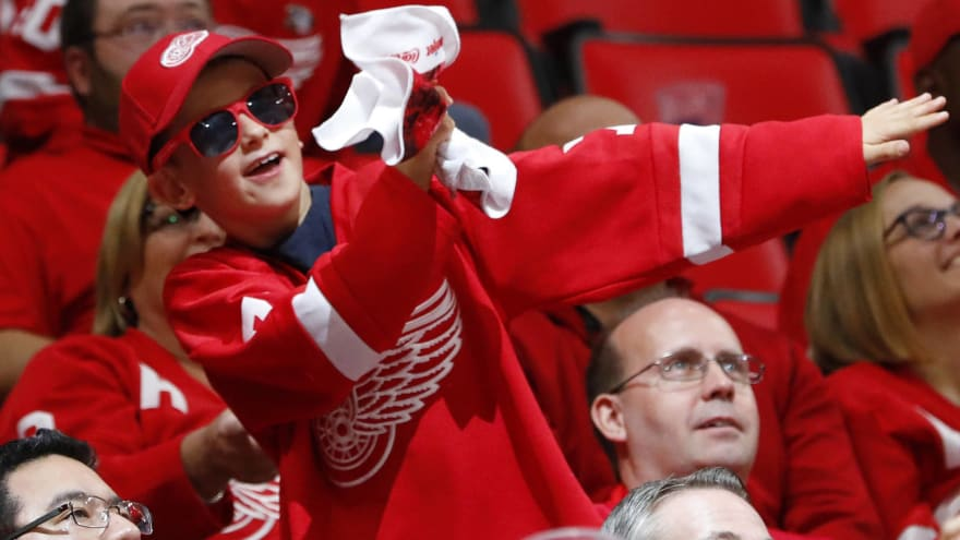 Boston, Detroit ranked among best cities for hockey fans