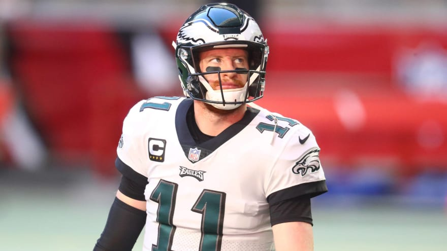 Report sheds light on Wentz's work ethic with Eagles