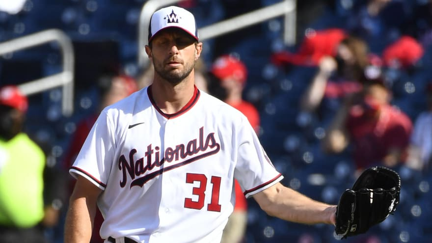 Scherzer has great question about Nats' fan attendance policy