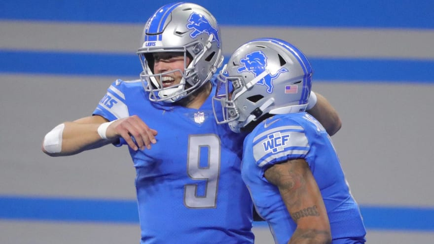Matthew Stafford trying to recruit Marvin Jones to Rams?