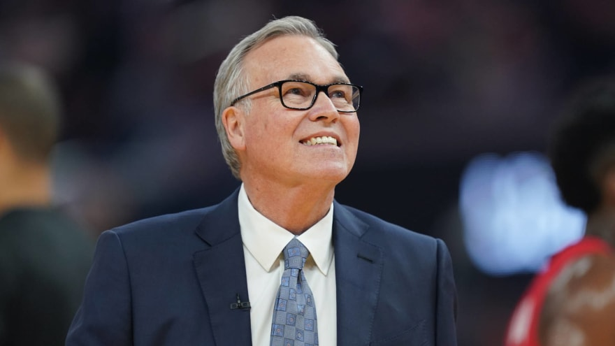 Mike D'Antoni a candidate to join Steve Nash's Nets staff?