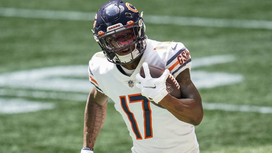 Report: Bears discussing Anthony Miller trade