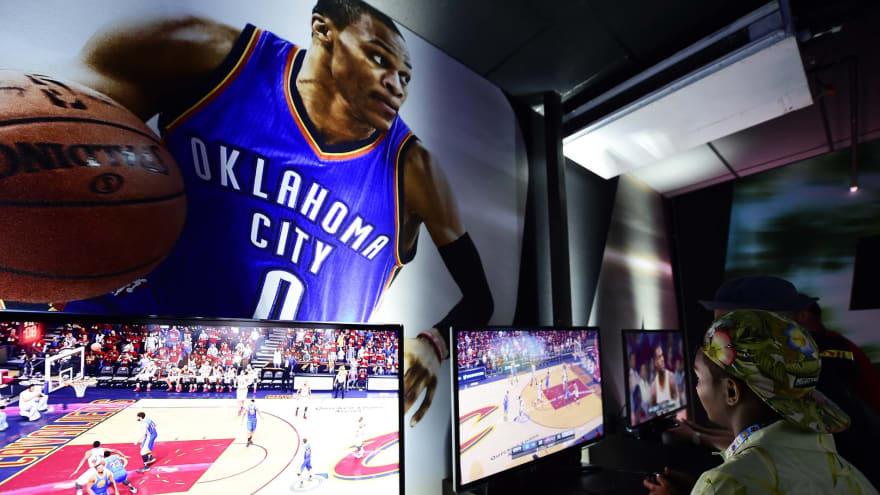 The 'NBA Live cover' quiz