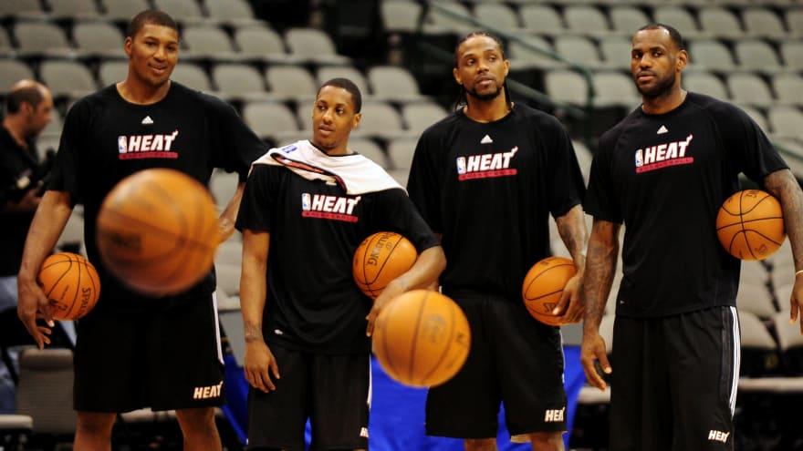 The 'Miami Heat championship rosters' quiz