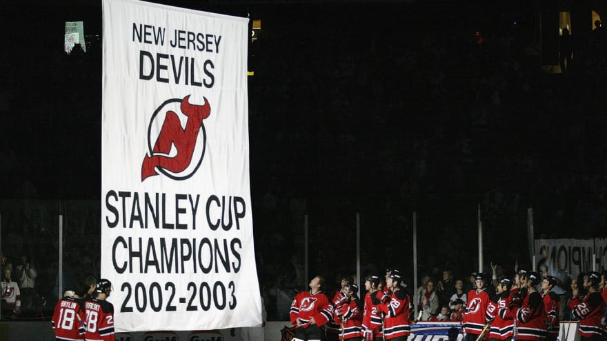 The '2002-03 New Jersey Devils' quiz