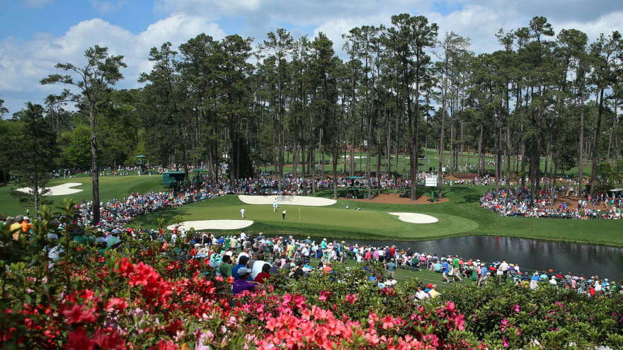 The 'Hole names at Augusta' quiz