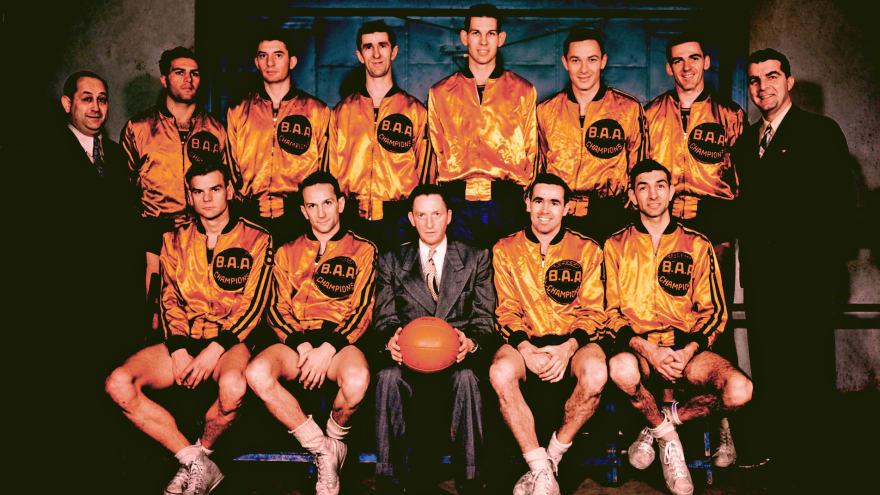 The 'Basketball Association of America (BAA)' quiz