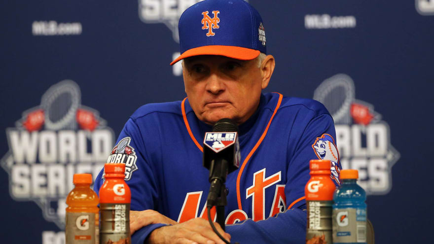 The 'New York Mets managers' quiz