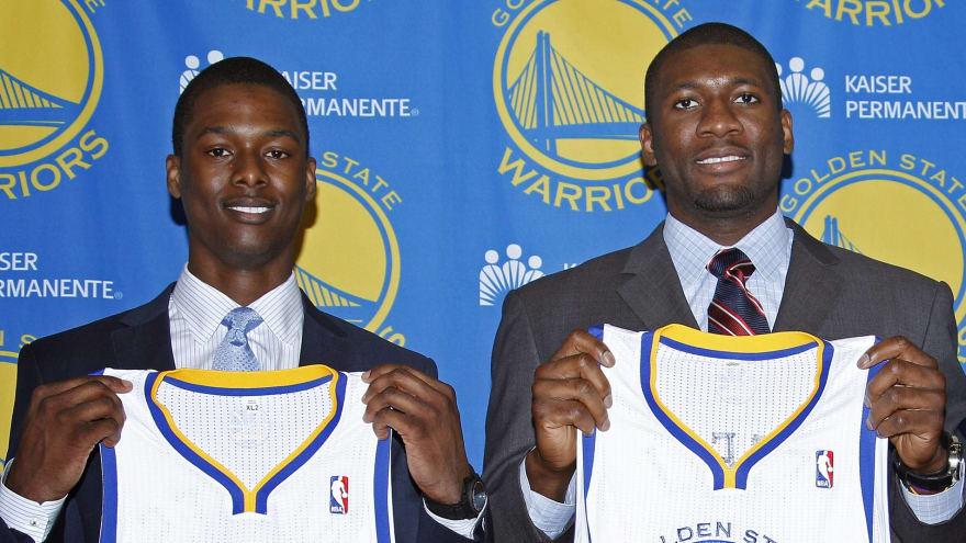 The 'Warriors first round draft picks' quiz