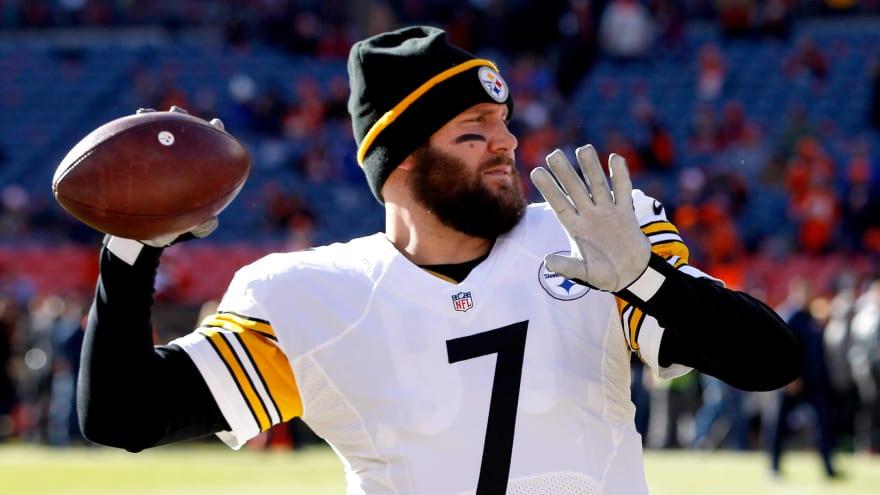 The 'Pittsburgh Steelers quarterbacks' quiz