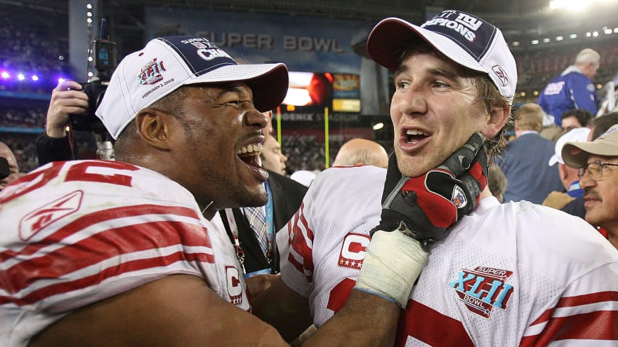 The 'Super Bowl XLII starting lineups' quiz