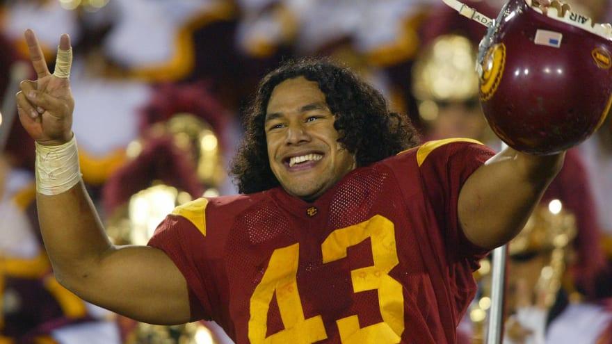 The 'USC Trojans All-Pro & Pro Bowl players' quiz