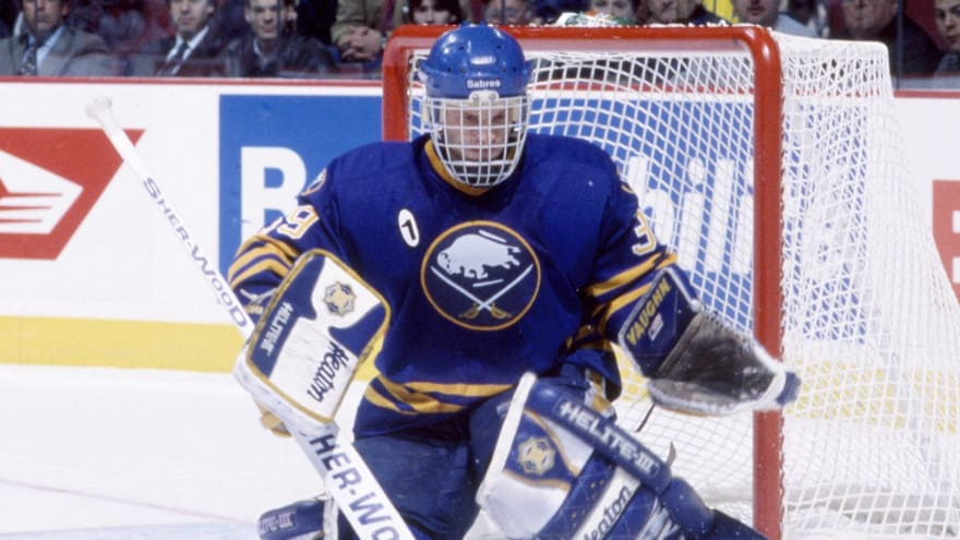 The 'Buffalo Sabres Hall of Famers' quiz