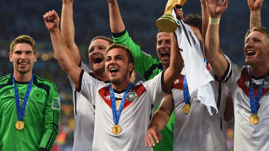 The 'World Cup final four' quiz