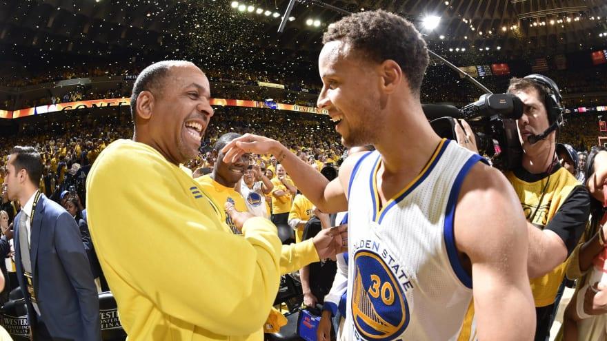 The 'NBA father-son combos' quiz