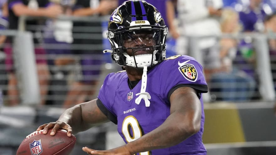Lamar Jackson makes more history in win over Chiefs
