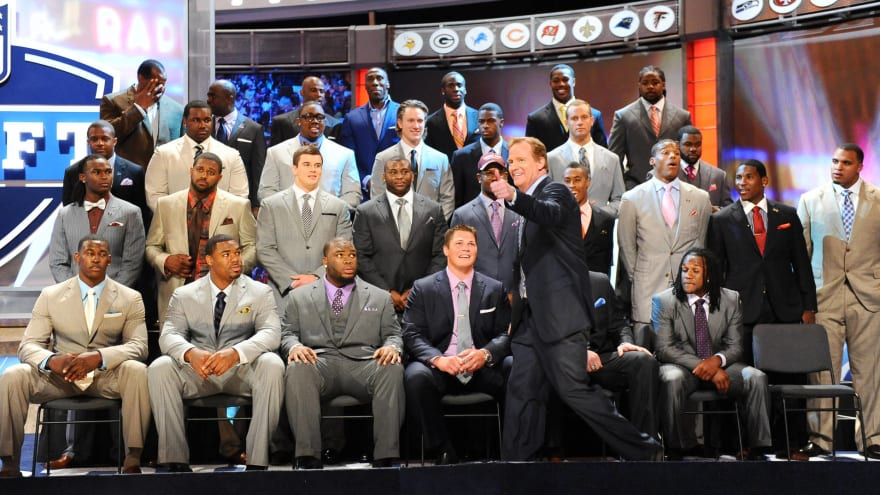The best NFL Draft classes of all time