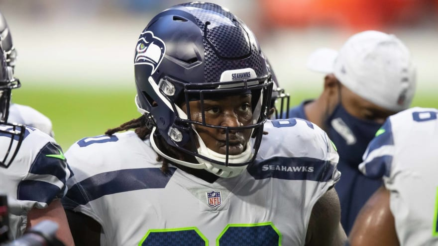 Seahawks to part ways with DT Jarran Reed