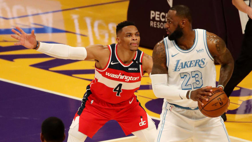 The 'Triple-doubles from the 2020-21 NBA season' quiz