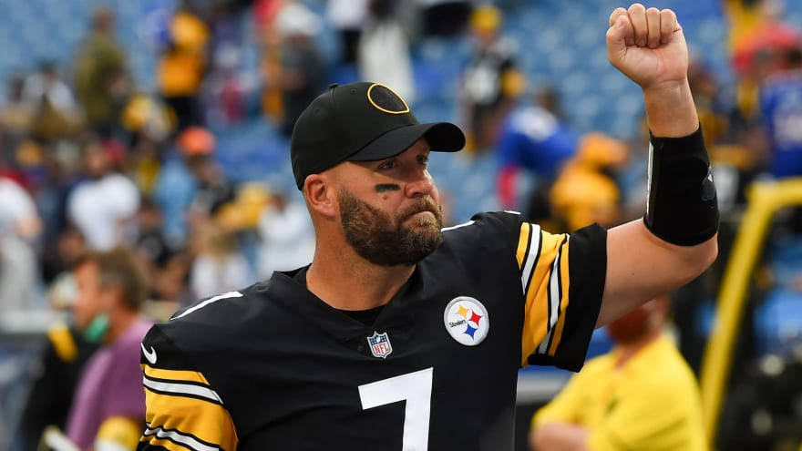 Ben Roethlisberger 'likely' to play vs. Bengals?