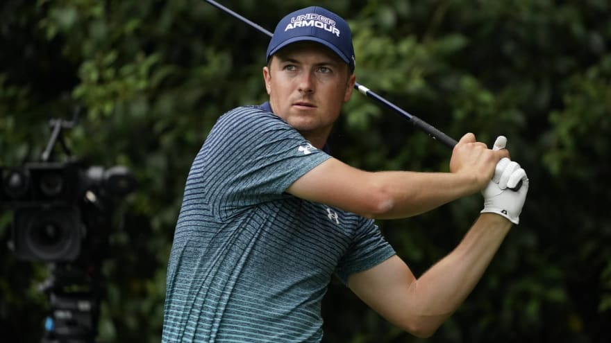 Jordan Spieth missed time due to testing positive for COVID-19
