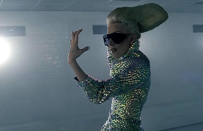 "Lady Gaga ""Bad Romance"" (2009)"