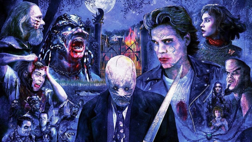 """Clive Barker's """"Nightbreed"""": The """"Star Wars"""" of horror that almost was"""