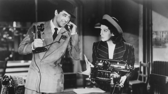 """""""His Girl Friday"""""""