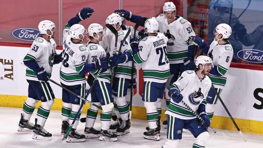Canucks report no new positive COVID-19 tests