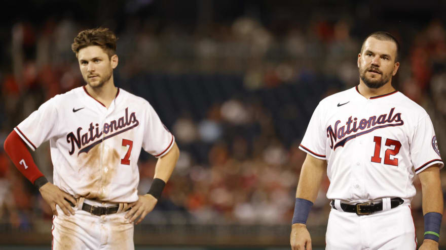 Recurring depth shortage makes Nationals a team to watch