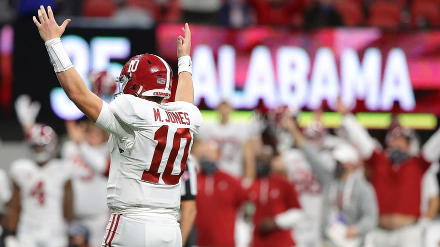 The 25 best moments from the 2020 college football season