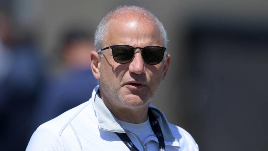 Marc Badain resigns as president of the Las Vegas Raiders