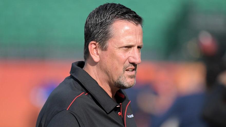 Jets assistant coach Greg Knapp dies after tragic bicycle accident