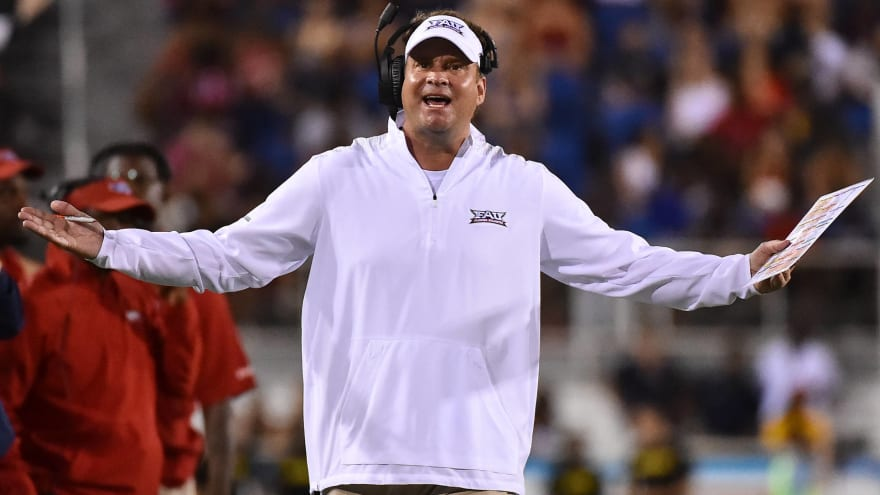 Lane Kiffin flips prized WR recruit from Florida to Ole Miss
