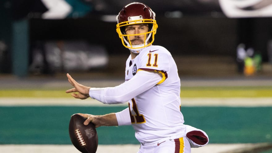 Report: 'Multiple teams wanted to sign Alex Smith'