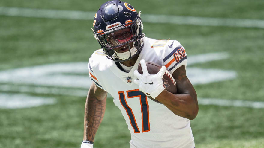 Three potential trade destinations for Bears' Anthony Miller