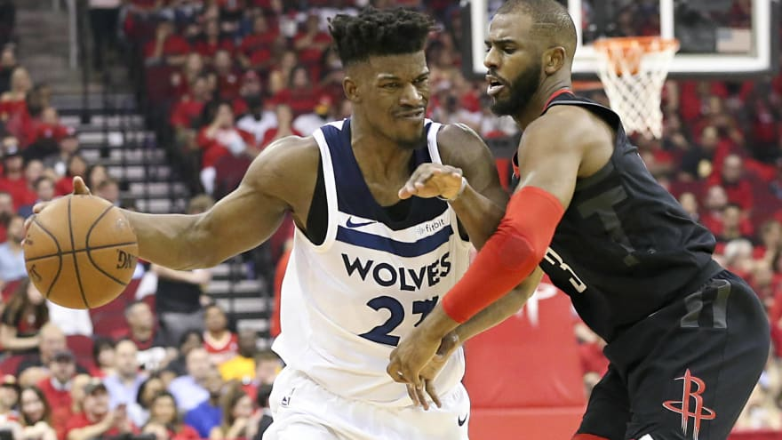 Timberwolves owner has understanding with Jimmy Butler