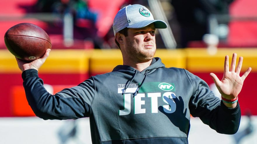 Josh McCown: Darnold would embrace competition with rookie