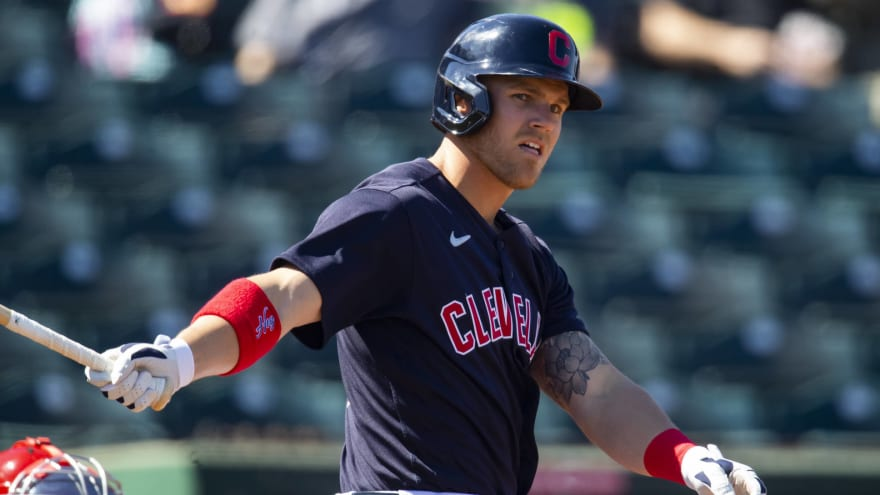 Cleveland trades 1B Jake Bauers to Mariners