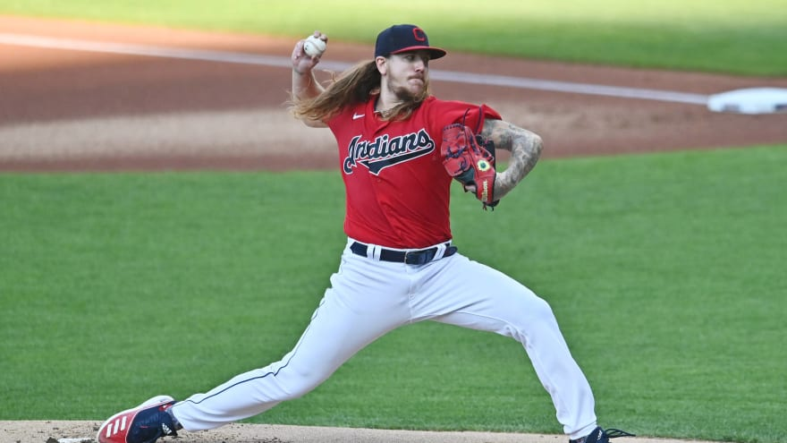Clevinger, Plesac caused divide within Indians clubhouse
