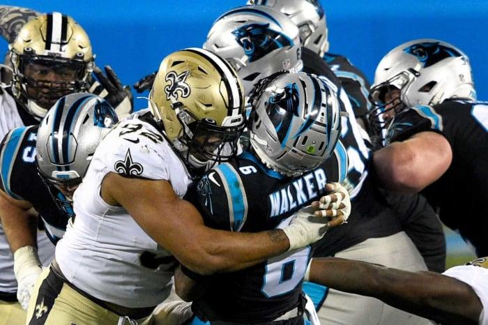 New Orleans Saints: Marcus Davenport, DE